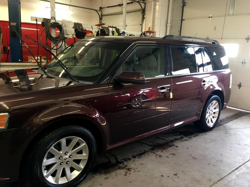 Ford Flex SEL FWD 2009