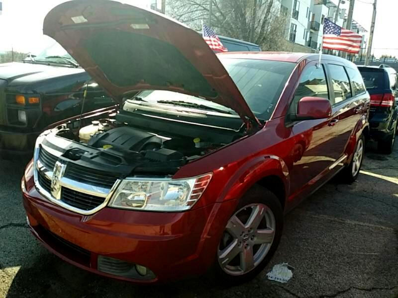 2009 Dodge Journey SXT