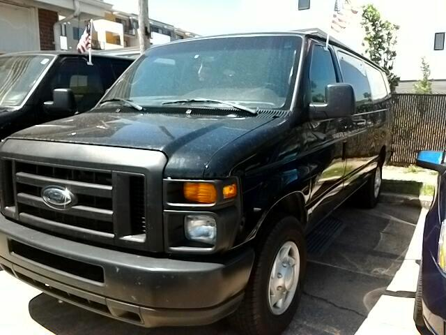 2012 Ford Econoline E350 SUPER DUTY WAGON