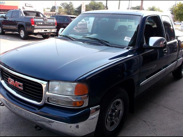 2001 GMC Sierra 1500 1500