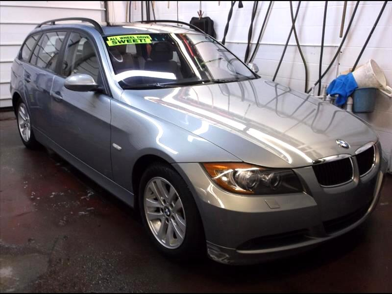 2006 BMW 3-Series Sport Wagon XIT