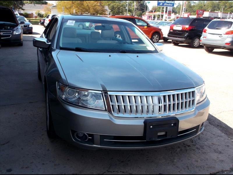 2008 Lincoln MKZ