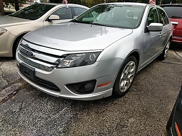 2011 Ford Fusion I4 SE