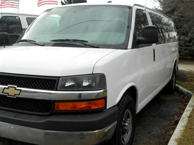 Chevrolet Express LT 3500 Extended 2013