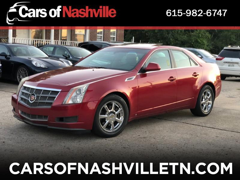 Cadillac CTS Sedan 4dr Sdn 3.6L Luxury Collection RWD 2009