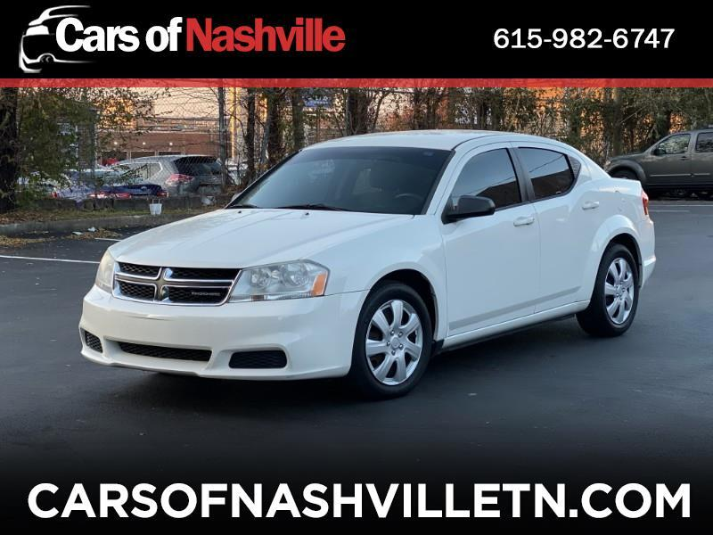 Dodge Avenger Express 2011