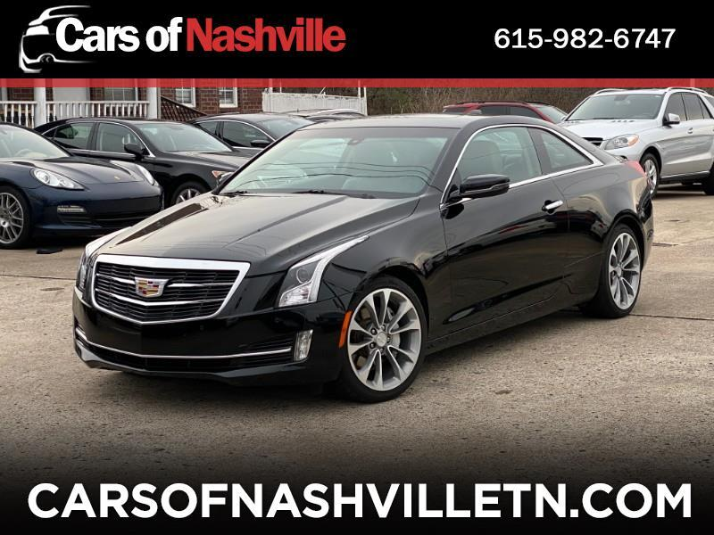 2015 Cadillac ATS Coupe 3.6L Luxury RWD