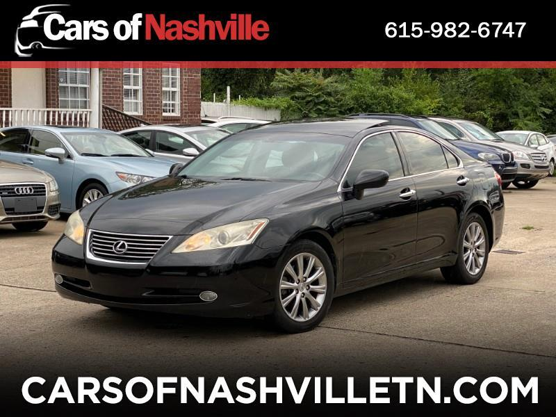 Lexus ES 350 4D Luxury Sedan 2008