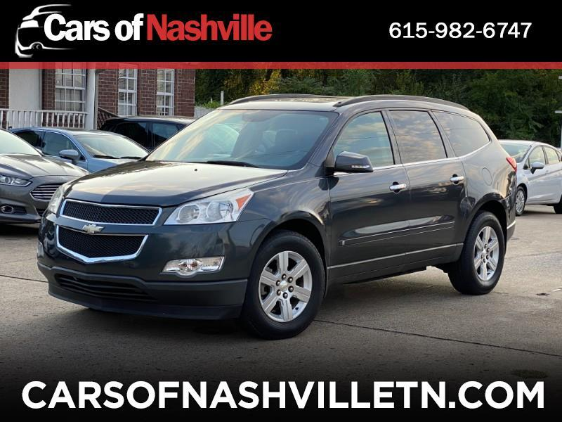 Chevrolet Traverse AWD 4dr LT Leather 2010