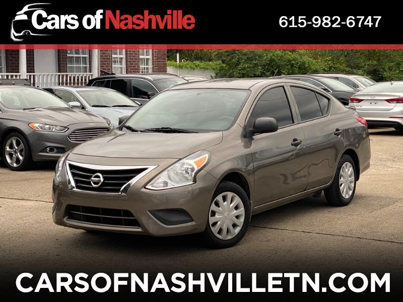Nissan Versa 1.6 S 4A 2015