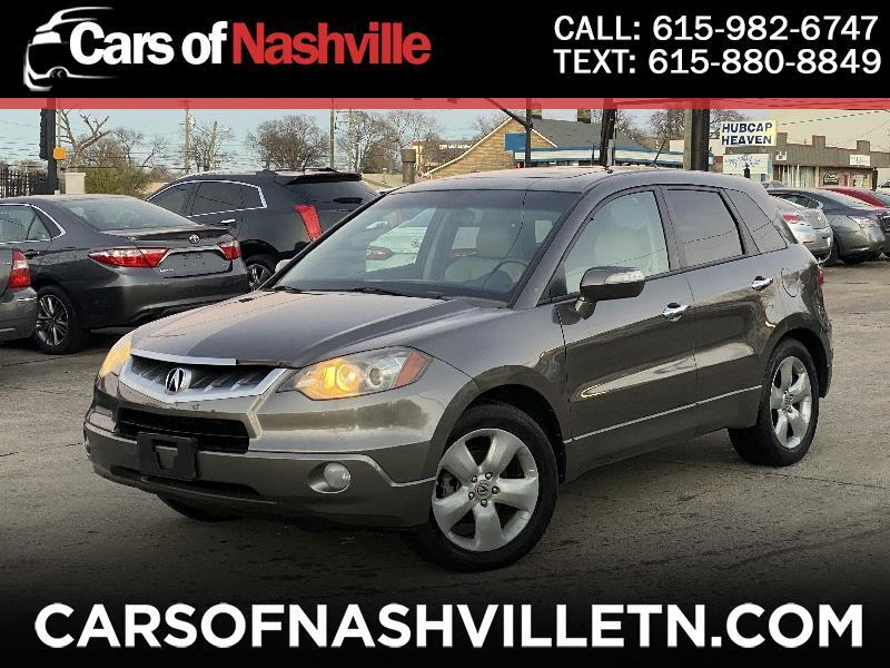 Acura RDX 5-Spd AT SH-AWD with Technology Package 2008