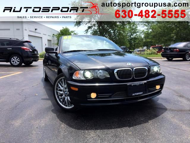 2002 BMW 3-Series 330Ci convertible