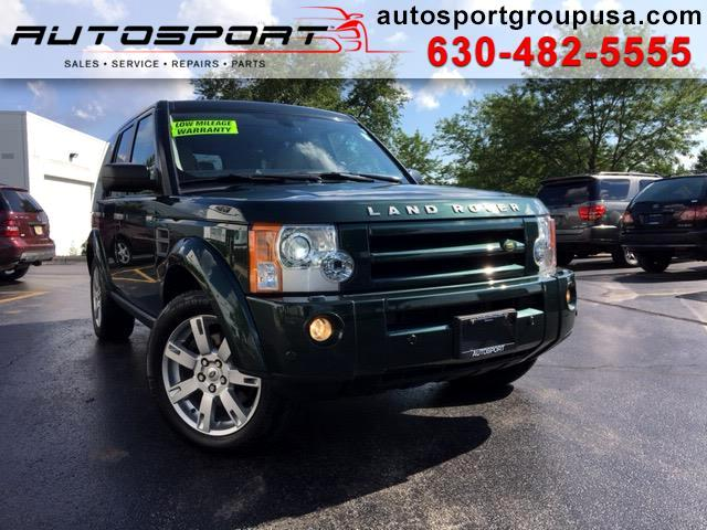 2009 Land Rover LR3 HSE LUX