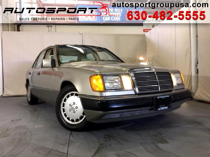 1990 Mercedes-Benz 300 Series 4dr Sedan 300E