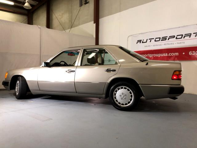 Used 1990 Mercedes-Benz 300 Series 4dr Sedan 300E for Sale