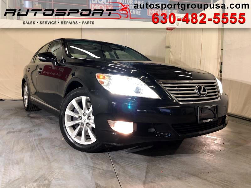 2010 Lexus LS 460 Luxury Sedan AWD