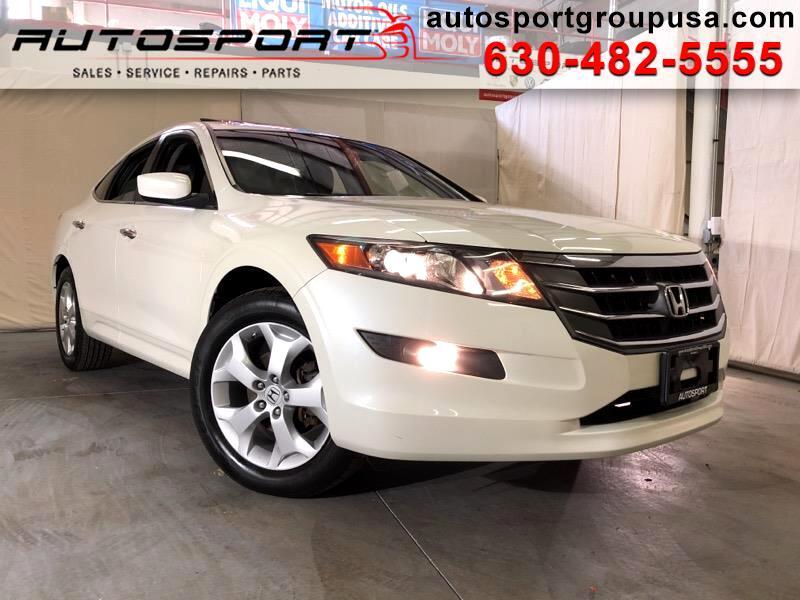 2011 Honda Accord Crosstour EX-L 4WD 5-Spd AT w/Nav