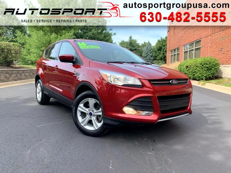 Ford Escape SE 4WD 2016