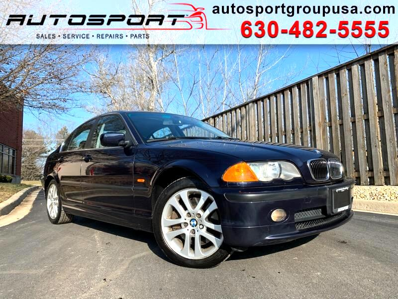 BMW 3-Series 330xi Sedan 2001
