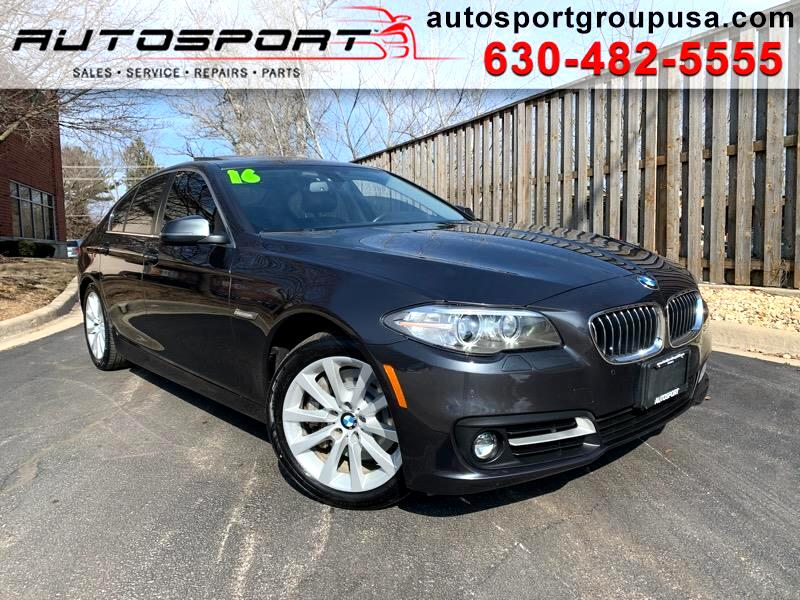 BMW 5-Series 535d xDrive 2016