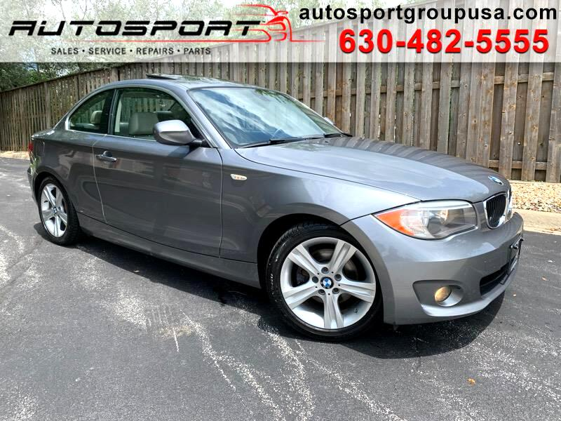 BMW 1-Series 128i Coupe 2013