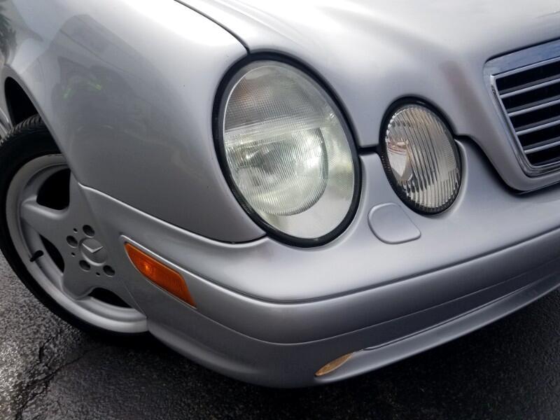 2000 Mercedes-Benz CLK-Class CLK430 Cabriolet