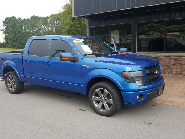 2013 Ford F-150 FX2 SuperCrew 6.5-ft. Bed 2WD