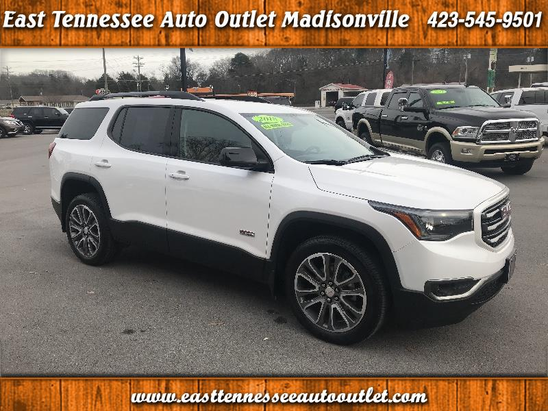 2018 GMC Acadia All Terrain 2 AWD