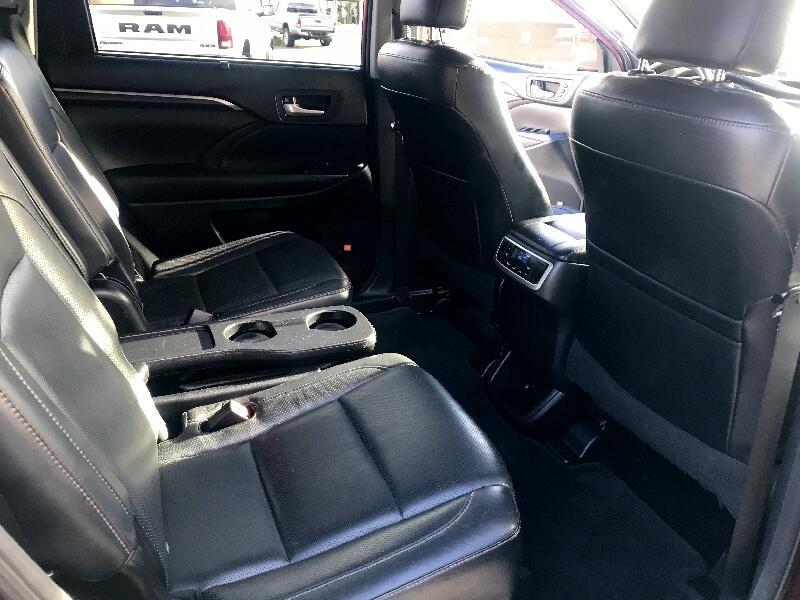2015 Toyota Highlander Limited FWD V6