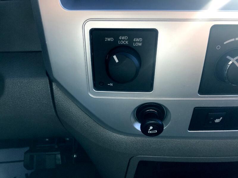 2008 Dodge Ram 2500 Laramie Mega Cab 4WD