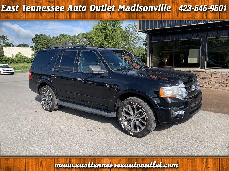 2016 Ford Expedition XLT ECOBOOST 2WD