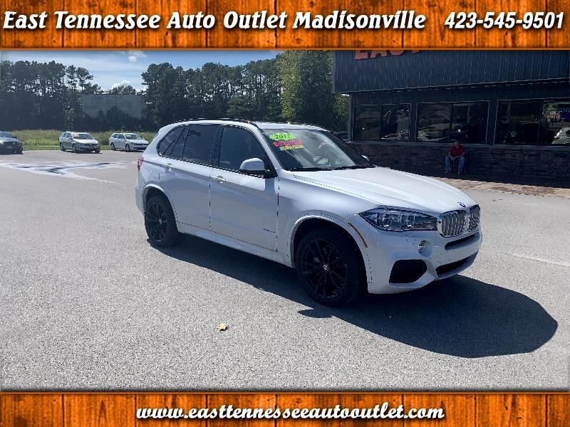 2017 BMW X5 XDRIVE50I SPORT ACTIVITY VEHICLE