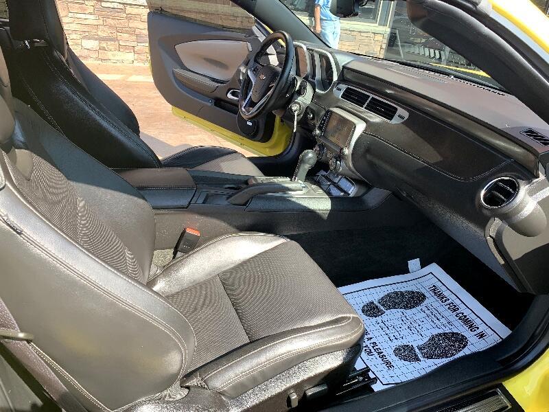 2014 Chevrolet Camaro Convertible 2SS
