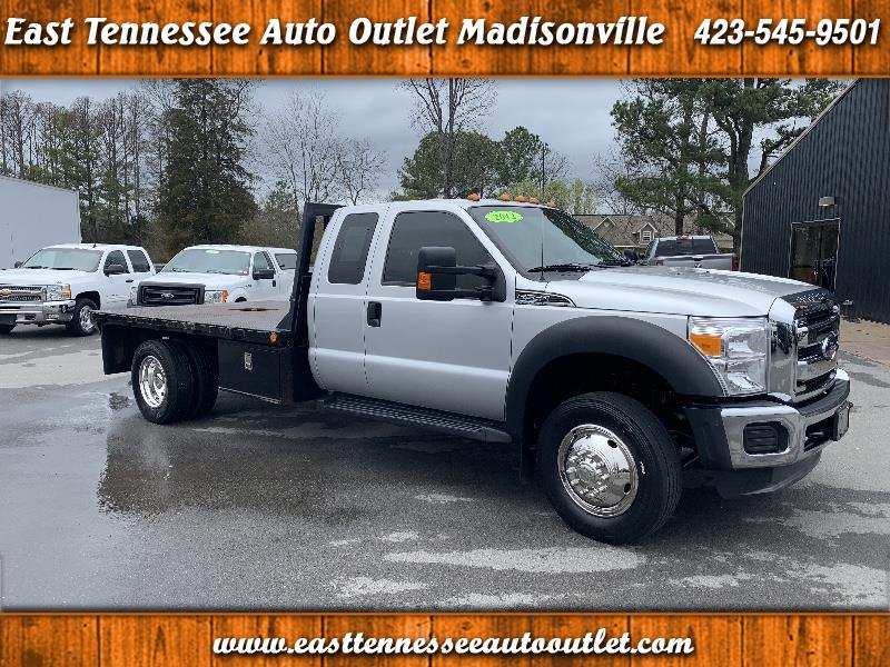 Ford F-550  2012
