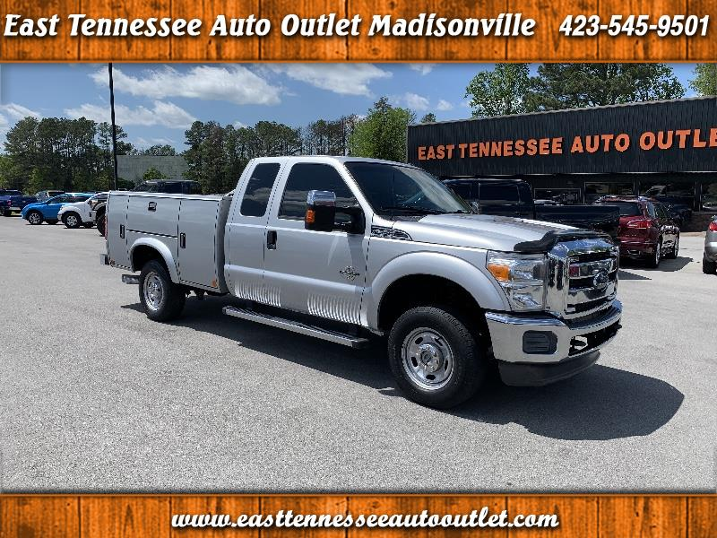 Ford F-350 SD XLT SuperCab 4WD 2013