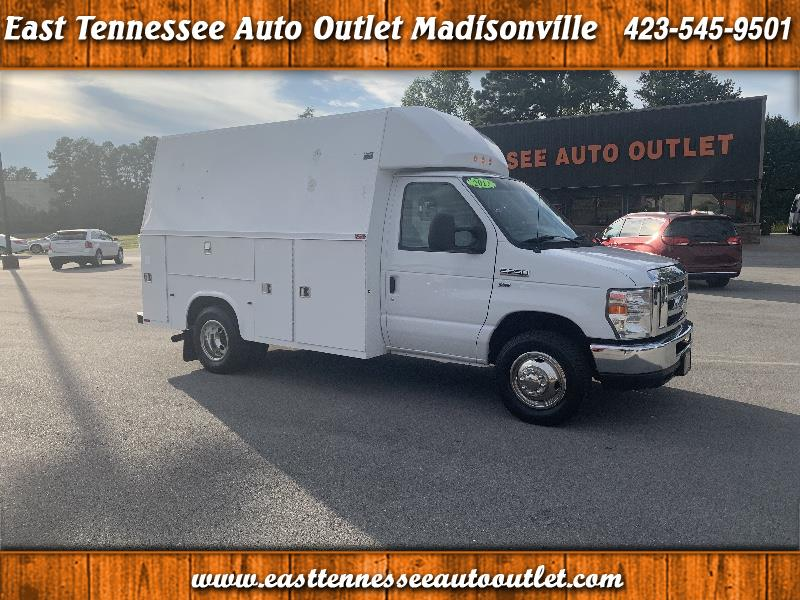 Ford Econoline E-350 Super Duty 2013