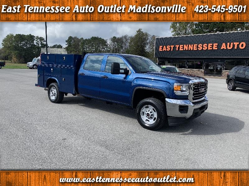 GMC Sierra 2500HD Base Crew Cab 4WD 2018