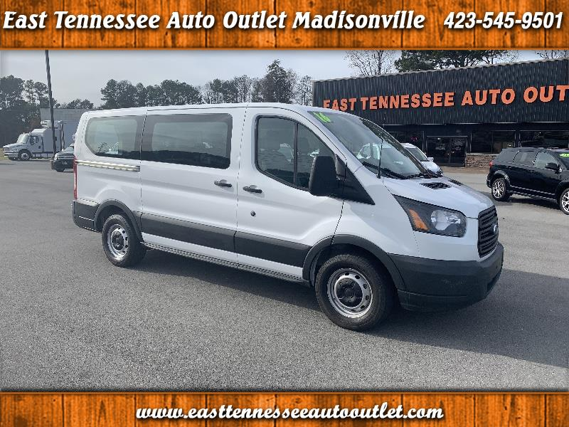 Ford Transit 150 Wagon Low Roof XL w/Sliding Pass. 130-in. WB 2017