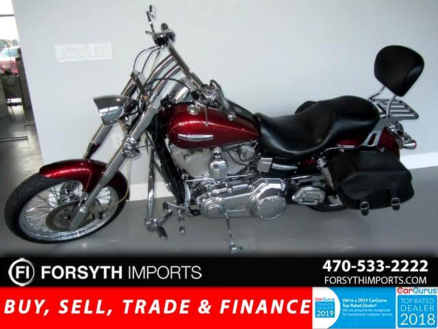 2009 Harley-Davidson Dyna Super Glide Custom FXDC