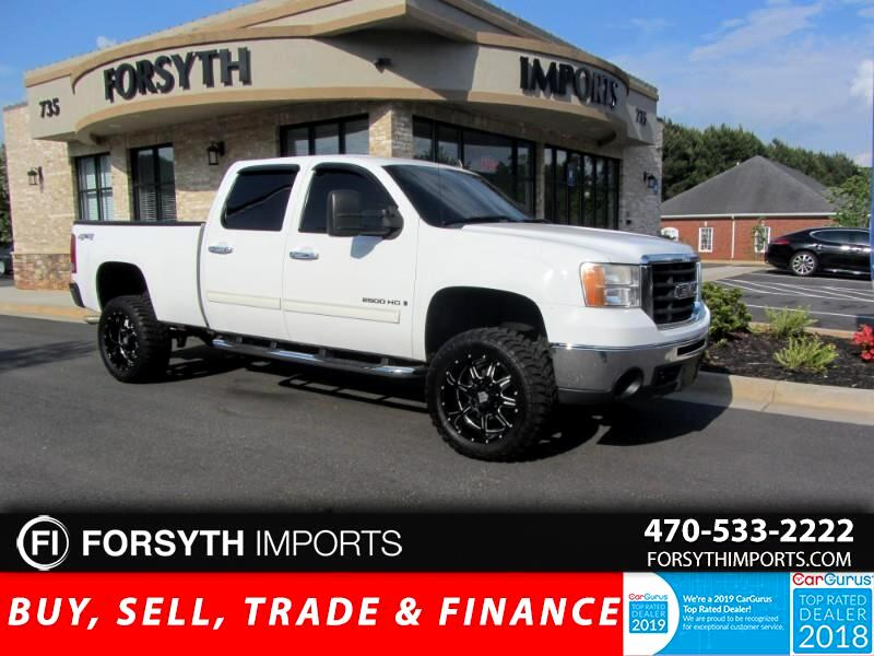 2009 GMC Sierra 2500HD SLT Crew Cab Std. Box 4WD