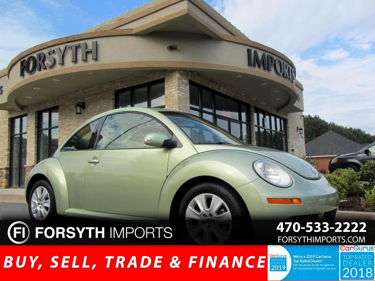 Volkswagen New Beetle S 2008
