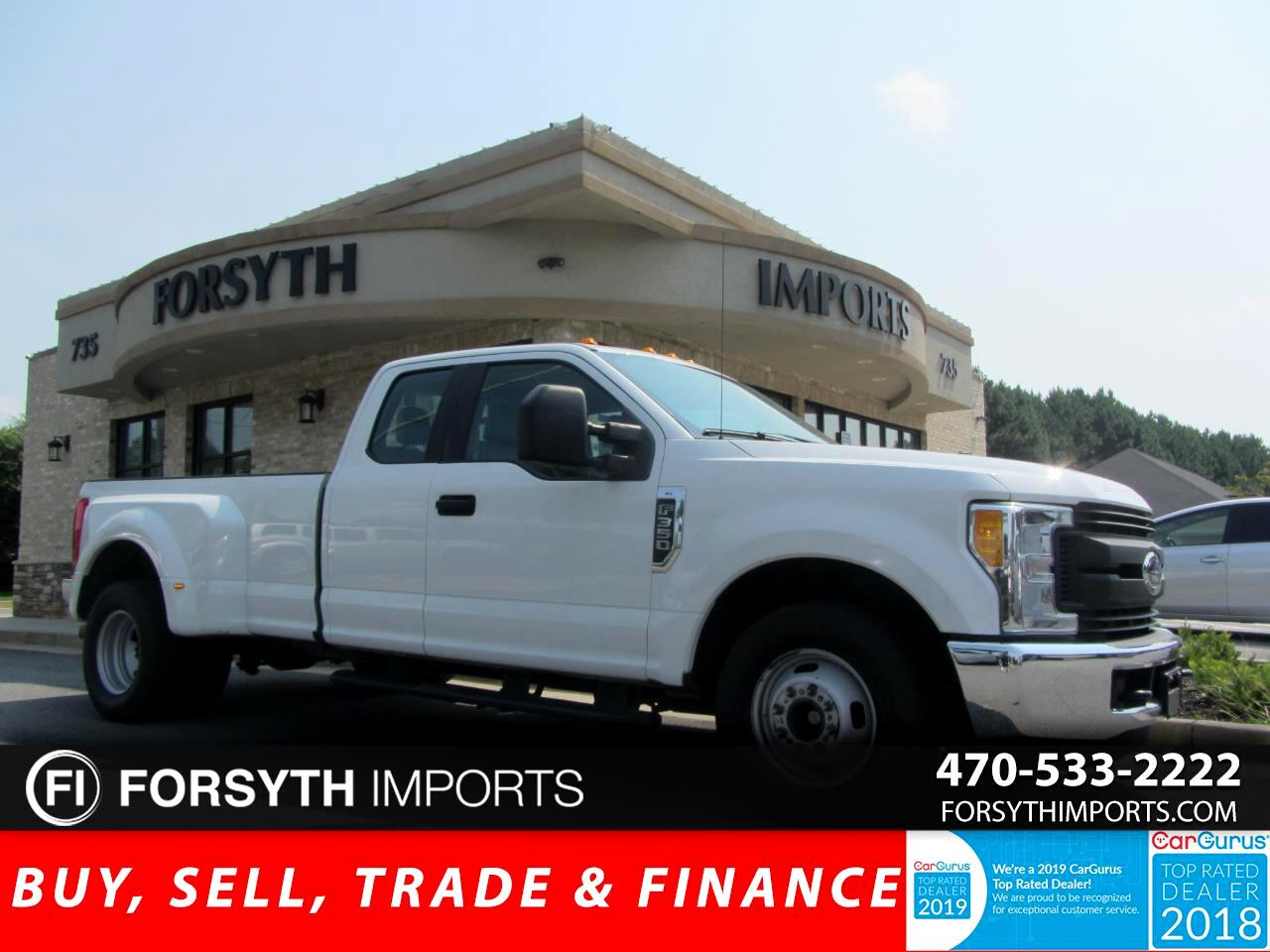 Ford F-350 SD XL SuperCab Long Bed DRW 2WD 2017