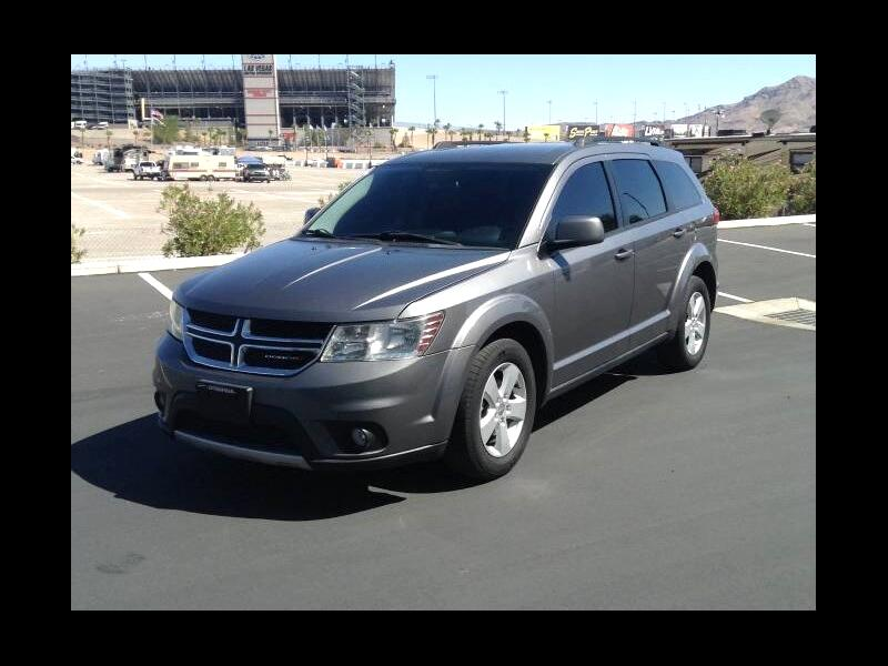 Dodge Journey SXT AWD 2012