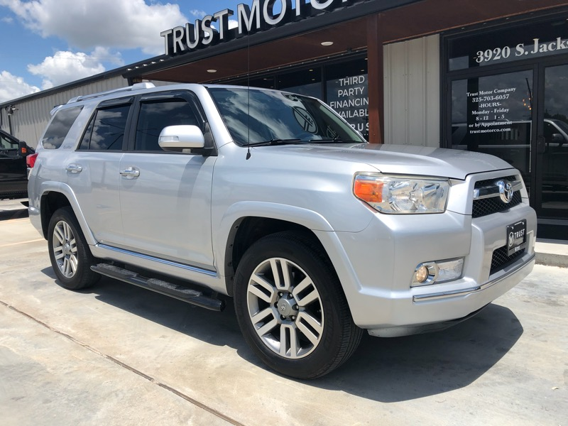 2010 Toyota 4Runner 4dr Limited V6 Auto 4WD (Natl)