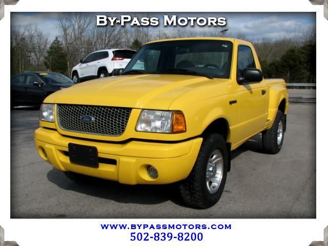 2002 Ford Ranger Edge 3.0 2WD