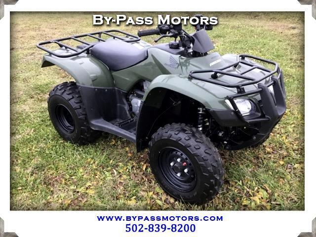 2014 Honda TRX250TE