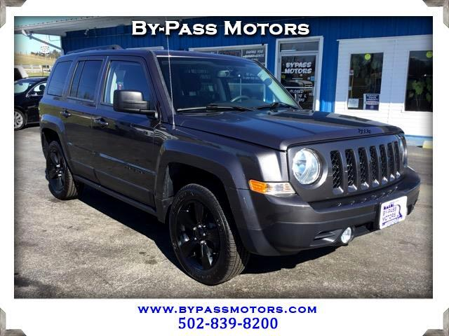 2015 Jeep Patriot 4WD 4dr Altitude Edition