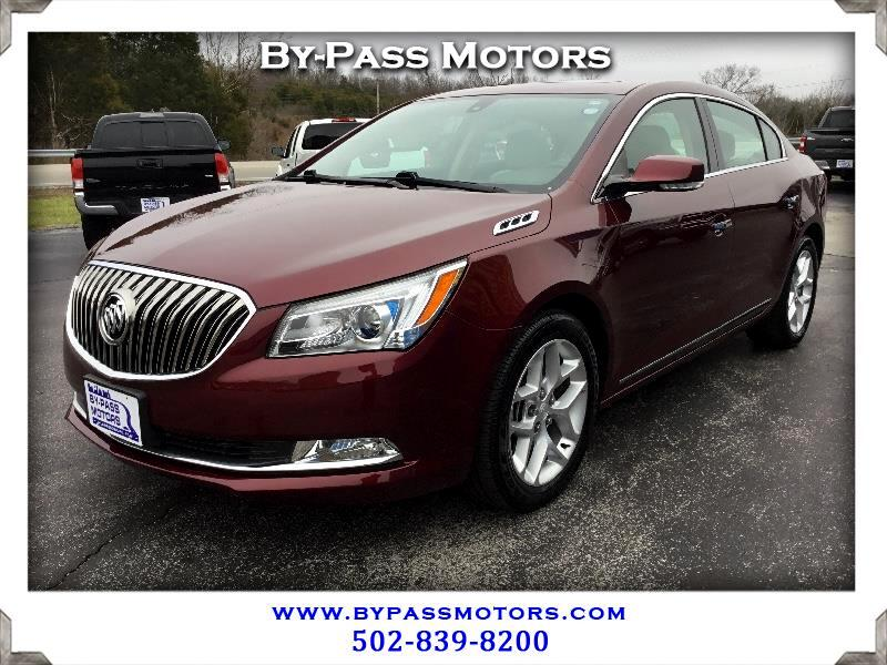 Buick LaCrosse Leather Package 2016