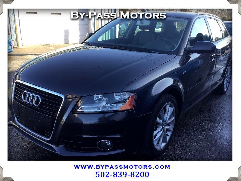 Audi A3 2.0 TDI Clean Diesel with S tronic 2012