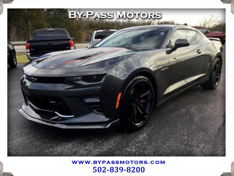 Chevrolet Camaro 2SS Coupe 2017